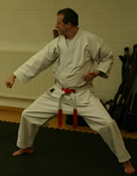 Sensei Keith Prole