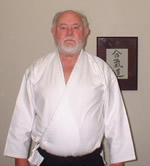 Sensei Vince Thompson