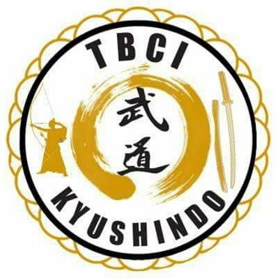 The Tokushima Budo Council International Association badge worn on the gi of members